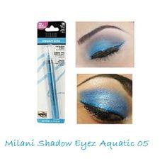 Milani Shadow Eyez Eyeshadow Pencil - 05 Aquatic Style. Starting at $2