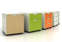 BTM New Boxes Furniture, Colorful Office Drawers | Polo's Furniture