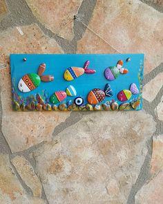 Siparişler bitti dm'den msj atabilirsiniz #dubai #handmade #pebbleart #instaart…