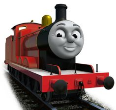 James The Train