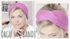 Magic cable knit headband – : Magic cable knit he… Head Wrap Headband, Diy Headband, Knitted Headband, Knitted Hats, Crochet Hats, Braid Patterns, Knitting Patterns, Crochet Patterns, Hat Patterns