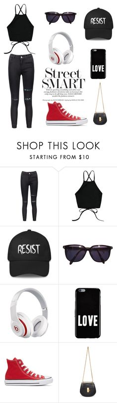 """""""Streetstyle  Summer"""" by explorer-14961117909 on Polyvore featuring Sonia Rykiel, Beats by Dr. Dre, Givenchy, Converse, Chloé, men's fashion and menswear"""