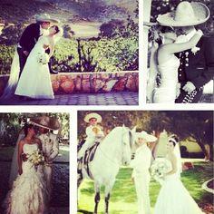 I want a charro wedding