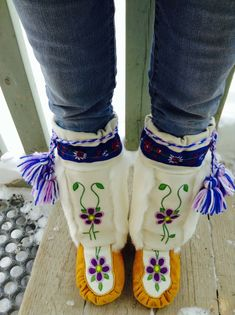 Beautiful mukluks!!!