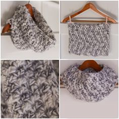 Luxe Crochet Thick Infinity Scarf • Super Soft Seamless Chunky Scarf • Made to Order • https://www.etsy.com/listing/464177476/luxe-crochet-thick-infinity-scarf-super • #infinityscarf #madewithjoann #winterscarf #etsy #shopsmall #forsale #chunkyscarf