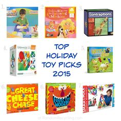 Hot Holiday Toy Picks for 2015