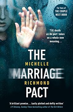 The Marriage Pact by Michelle Richmond https://www.amazon.co.uk/dp/B06X9NNMV4/ref=cm_sw_r_pi_dp_x_J9OxzbQZAV1C3