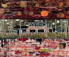 Peter Doig, The House that Jacques  Built