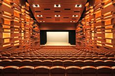 YOMIURI OTEMACHI HALL, Tokyo,Japan|よみうり大手町ホール|Theater chair,Theater seats,Auditorium seats