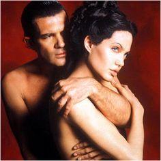 Angelina Jolie & Antonio Banderas - Original Sin - 2001