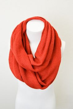 Essential Knit Infinity Scarf   uoionline.com: Women's Clothing Boutique