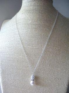 So dainty! Swarovski Rhinestone Crystal by JBMDesigns, $30.00