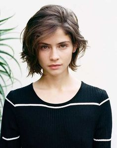 15 Cute Easy Hairstyles for Short Hair | http://www.short-haircut.com/15-cute-easy-hairstyles-for-short-hair.html