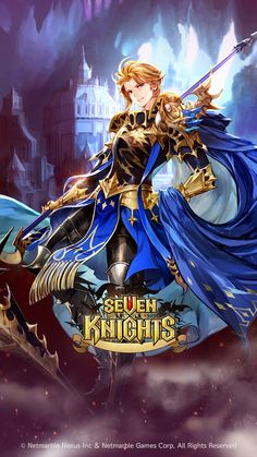 86 Best Seven Knights Phone Wallpapers images in 2019