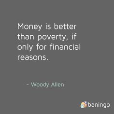 #quote #money #zitat #geld #baningo