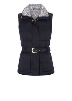 Soon Padded Gilet - Ideal for #Day wear, school run, shopping or just walks in the park. Up to size 20
