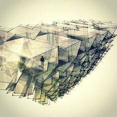 "A Beautiful Representation/Quality of Drawing: ""Angular Views""  http://intelligentpencil.tumblr.com/#"