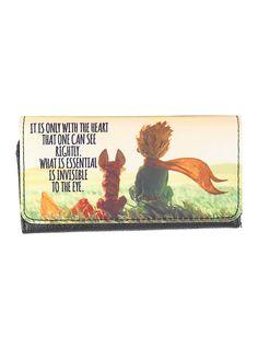The Little Prince Fox Secret Flap Wallet,