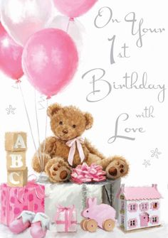 The Best Happy First Birthday Quotes citations de fille d'anniversaire. Happy 1st Birthday Wishes, Happy Birthday Qoutes, 1st Birthday Message, Happy Birthday Quotes For Daughter, Birthday Girl Quotes, Birthday Wishes Messages, Girl Birthday Cards, Happy 1st Birthdays, Happy Birthday Images