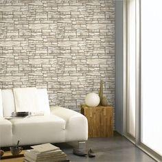 1000 id es sur le th me murs en pierre fausse sur pinterest pierre fausse - Brique murale interieur ...