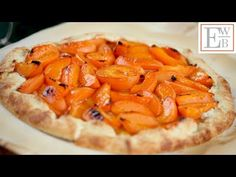 "An Apricot Galette is the easiest ""no-fuss"" spring dessert that looks even better the more ""free-form"" it is! Try my Apricot Galette Recipe! Easy Summer Desserts, Summer Dessert Recipes, Desserts For A Crowd, Spring Recipes, Brunch Recipes, Dessert Ideas, Apricot Galette Recipe, Apricot Recipes, Apricot Dessert"