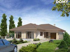 Wizualizacja projektu domu Neptun 5 MC
