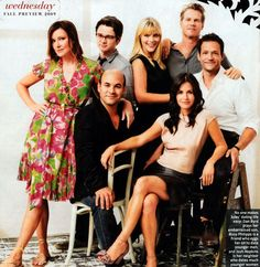 #CougarTown