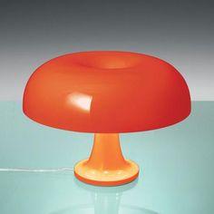 Lampe de table Artemide Nessino Orange - Ganj