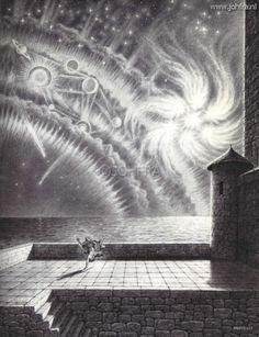 Johfra  Bosschart - Alchemische bruiloft C.R.C.: C.R.C. op de muur (September 13, 1968)