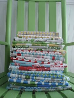 love this new fabric line, Millie's Closet, designed by Lori Holt, produced by Riley Blake
