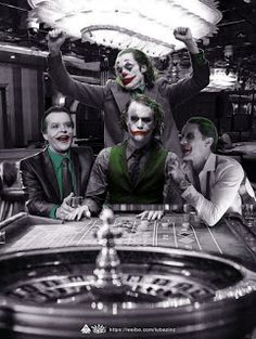 Who is your favourite and plz. Le Joker Batman, Batman Joker Wallpaper, Joker Iphone Wallpaper, Der Joker, Joker Heath, Joker Wallpapers, Batman Comics, Joker And Harley Quinn, Dc Comics