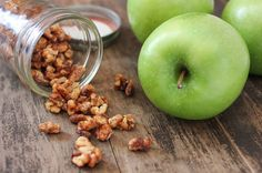 Sağlık için günde 1 elma 3 ceviz
