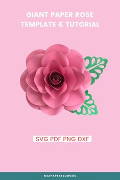 Are you looking for paper roses diy templates and tutorials? Try out this one! It is great for your paper rose backdrop. Click through for more views!!! #paperrosesdiy #paperrosesdiytutorial #paperrosesdiytemplate #paperrosetemplate #rosetemplate #paperrosebackdrop