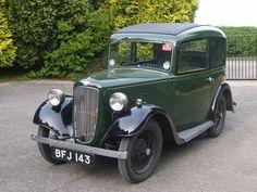 Austin 7 Ruby Deluxe Saloon Mk2 (1934)