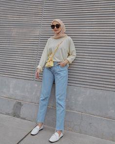Hijab Fashion Summer, Modest Fashion Hijab, Modern Hijab Fashion, Street Hijab Fashion, Casual Hijab Outfit, Hijab Fashion Inspiration, Muslim Fashion, Fashion Outfits, Hijab Trends