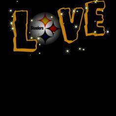 Pittsburgh Steelers~love.