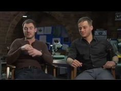 Interview with Richard Flood and Tom Wlaschiha.