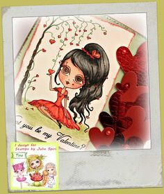 PaperPlotterLottas - CraftChaos: February  Blog Challenge at Julia Spiri - I Love R...