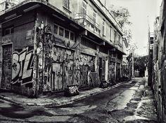Bnw monastiraki Athens street photography