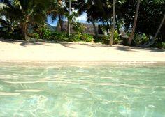 Natura Beach Villa : absolute beachfront vaimaanga in Vaimaanga, Rarotonga   Bookabach