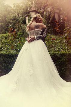 Samantha Martens-Langenberg en haar man lieten deze Sprookjesachtige foto maken in de Efteling