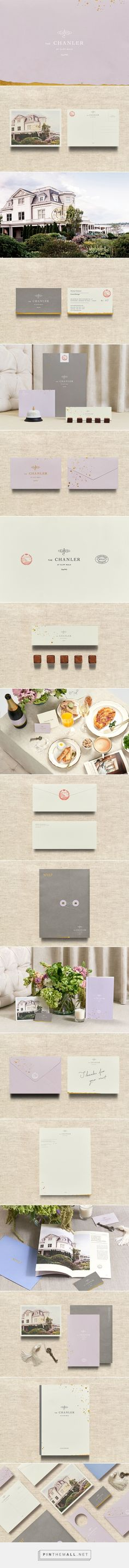 The Chanler Hotel Branding by Anagrama Studio | Fivestar Branding Agency – Design and Branding Agency & Curated Inspiration Gallery