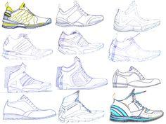 Footwear Sketches