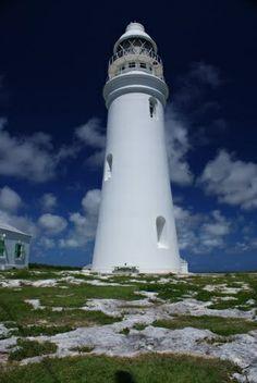 Bahamas Lighthouses San Salvador I book travel! Land or Sea! http://www.getawaycruiseplanner.com