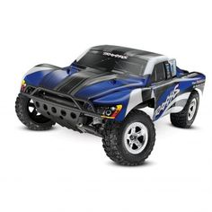 Buy your Traxxas Slash 2WD 1/10 Short Course Truck RTR 2.4GHz (TRA58024) at RC Planet and save on all our Traxxas parts and accessories.