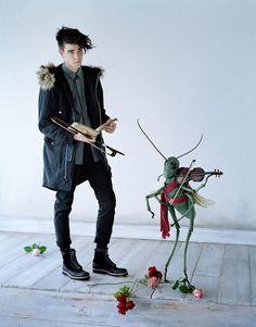 Undercover x Uniqlo Autumn/Winter 2012 Collection