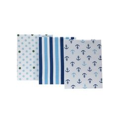 Little Bedding by NoJo Splish Splash crib sheet - its anchors away with this sweet fitted sheet set. Coordinates with a complete line of Splish Splash nursery bedding and Nautical Prints, Nautical Nursery, Nautical Theme, Baby Sheets, Crib Sheets, Bedding Sets Uk, Baby Nursery Bedding, Splish Splash, Sheet Sets