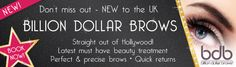 Brows are BIG business at the moment and #CarltonInstitute are delighted to announce their partnership with Billion Dollar Brows - Straight out of Hollywood - See more at: http://www.beauty-training.co.uk/courses/eye-treatments/billion-dollar-brows.ashx#sthash.7XC1BhXz.dpuf