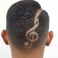Hair style for Doug <3 lol