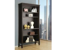 "Brooklyn 80"" Bookcase With No Doors | Handstone"